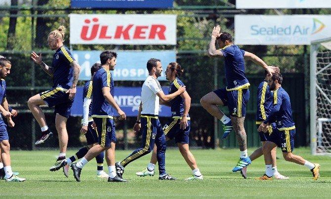 Fenerbahçe'de Gaziantepspor Hazırlıkları Başladı