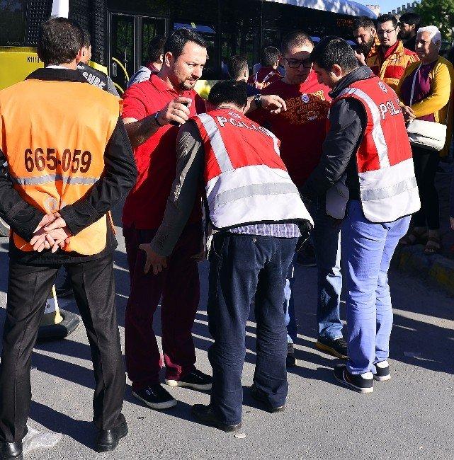 Abdi İpekçi'de Yoğun Güvenlik