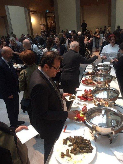 Gaziantep Mutfağı Kanada'da Tanıtıldı