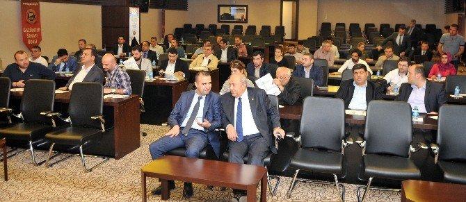 """GSO'da """"Kobigel-kobi Gelişim Destek Programı"""" Tanıtıldı"""