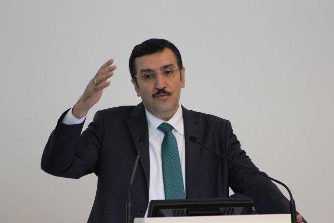 Bakan Tüfenkci: Denetimleri tek bakanlıkta toplamamız lazım