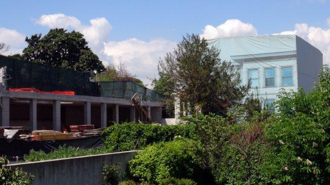 Reza Zarrab'ın villasının yıkımına başlandı