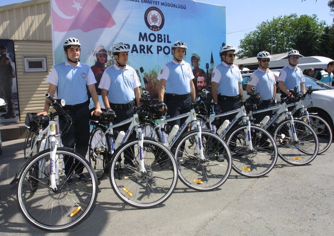 Parklar, Mobil Park Polisi'ne emanet