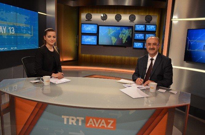 Başkan Şinasi Gülcüoğlun'dan Sanayi Müjdesi
