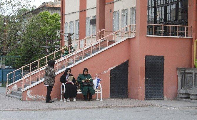 Kayseri'de TEOG Heyecanı