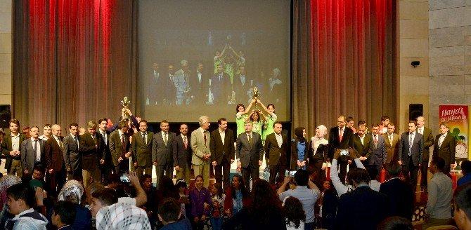 Haydi Bil Bakalım Yarışması'da Ödüller Sahiplerini Buldu