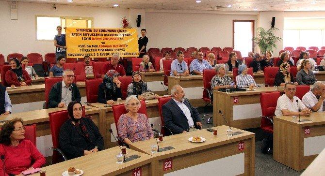 """Başkan Çerçioğlu; """"Aydın'da Tiyatro Oynanıyor"""""""