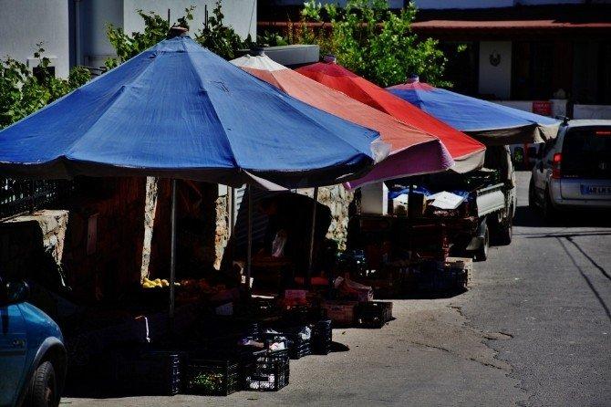 Bodrum Sokakları Rengarenk