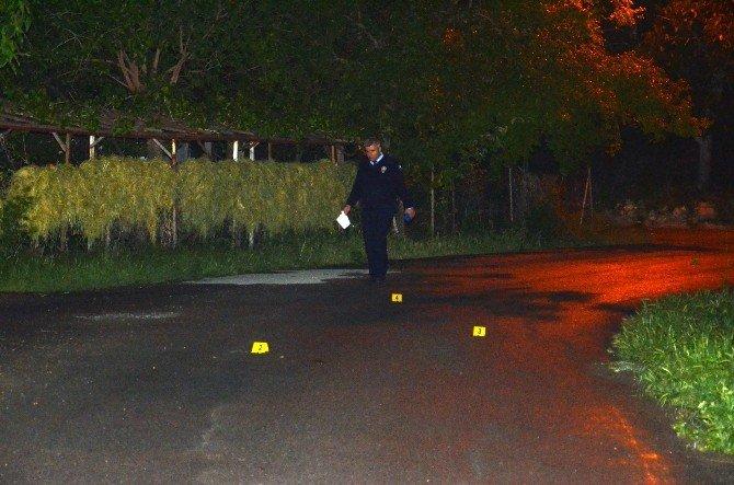 Silahlı Kavgada 2 Kişi Yaralandı