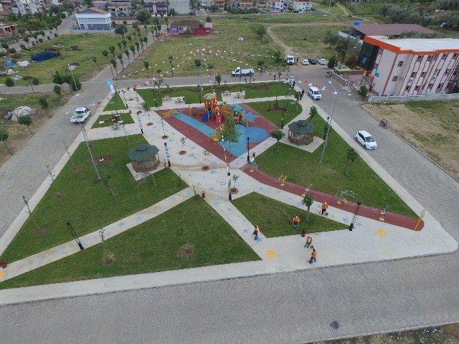 Büyükşehir'den Engelsiz Yaşam Parkı