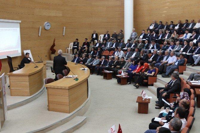 Akhisar'da Kan Bağışının Önemi Anlatıldı