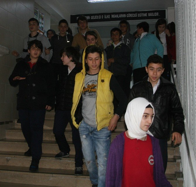 Trabzon'da TEOG Heyecanı