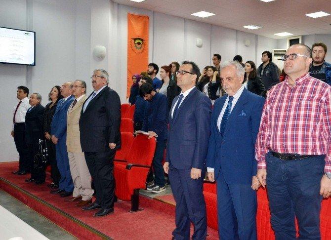 NKÜ'de Şehir-insan Medeniyet Köprüsü Konferansları