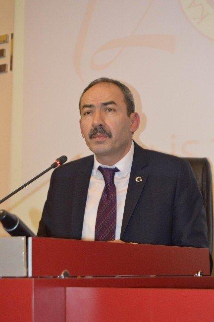 KTO Nisan Ayı Meclis Toplantısı Yapıldı