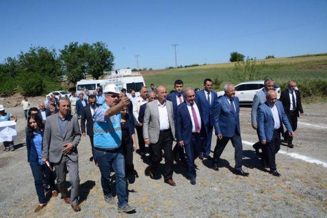Osmaniye Katı Atık Birliği Encümeni Düziçi'nde toplandı
