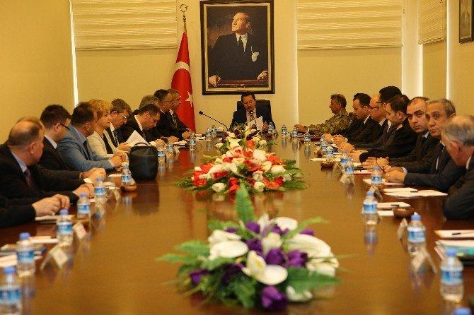 Sahil Güvenlik İstihbarat Koordinasyon Kurul Toplantısı