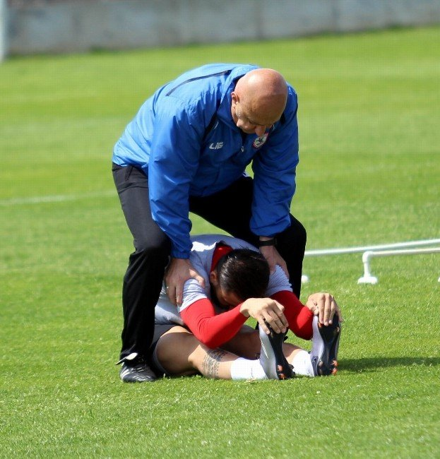 Samsunspor'da Play-off Heyecanı