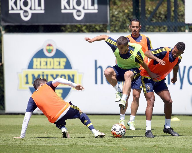 Fenerbahçe'de, Gaziantepspor maçı hazırlıkları başladı