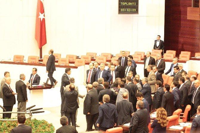 TBMM Genel Kurulu'nda Meclis Başkanının Sözleri Tartışma Konusu Oldu