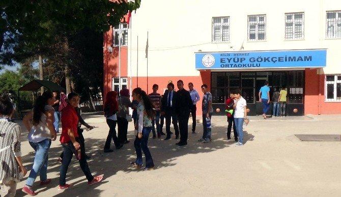 Roketli Saldırının Hedefi Olan Kilis'te TEOG Sınavına Giren Öğrenciler Ek Puan İstiyor