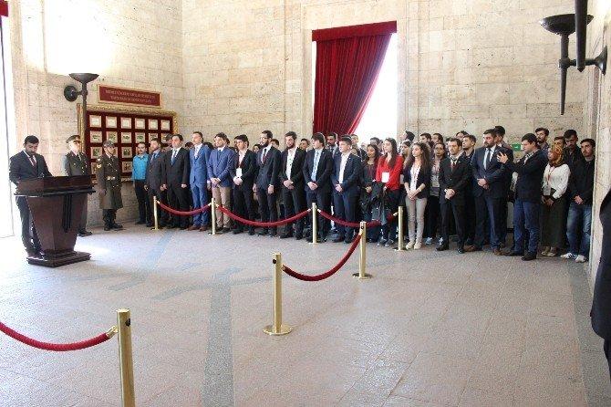 """Ankara'da """"4. Türk Dünyası Birlik Kurultayı"""" Gerçekleştirildi"""