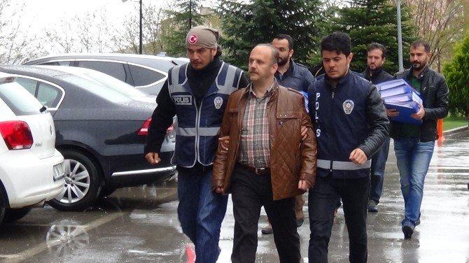 Yozgat'ta Fetö/pdy Operasyonunda 4 Kişi Tutuklandı