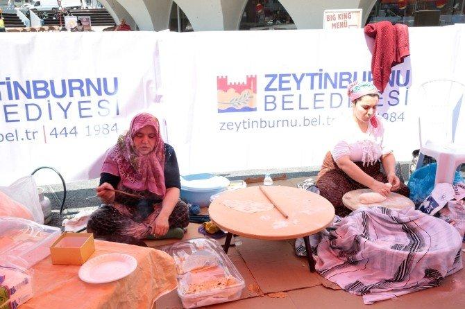 Zeytinburnu'nda Ev Hanımları Okul Yaptırıyor