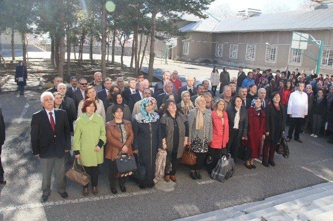 81 Yılı Mezunları, 35 Yıl Sonra Buluştu