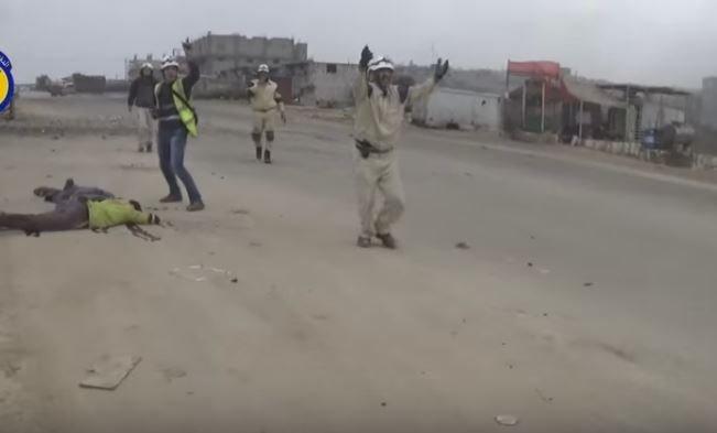ABD, Esed yönetiminin sivil savunma ekiplerine saldırısını kınadı