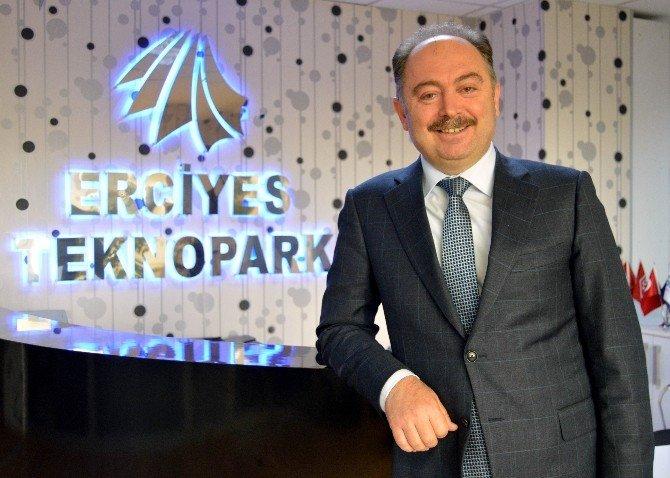 Erciyes Teknopark Bölgenin Gelişim Üssü Olacak