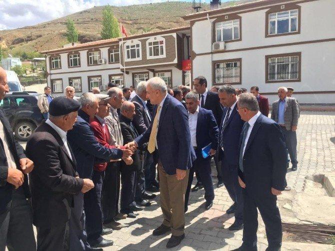 AK Parti İlçe Danışma Toplantıları Devam Ediyor