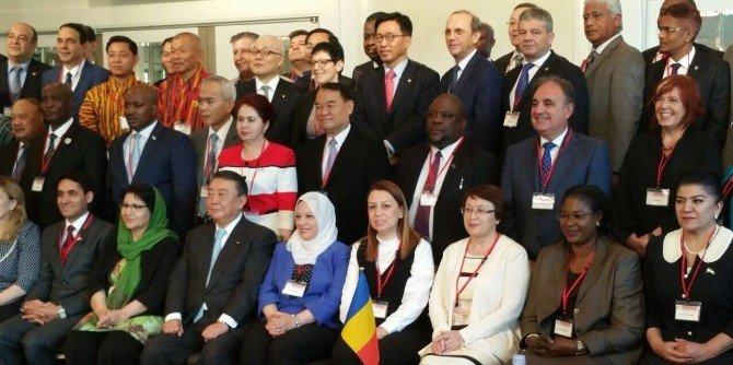 Milletvekili Çalık, Tokyo'daki Nüfus Ve Kalkınma Parlamenterler Konferansında Mülteci Sorununa Dikkat Çekti