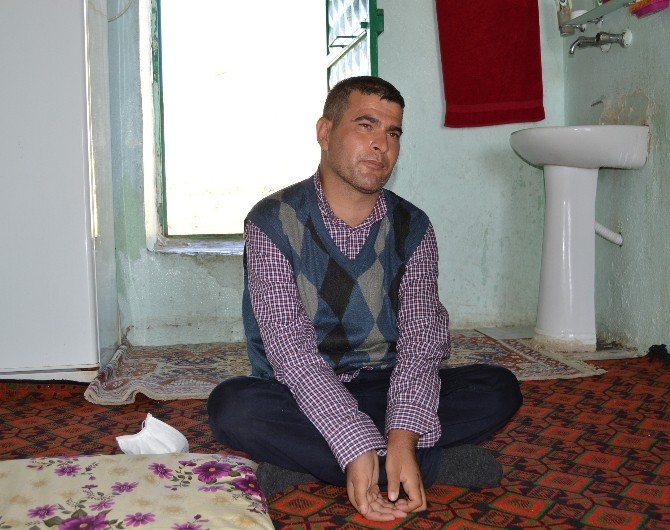Çift Kol Nakli Yapılan Mustafa Sağır Memleketine Döndü