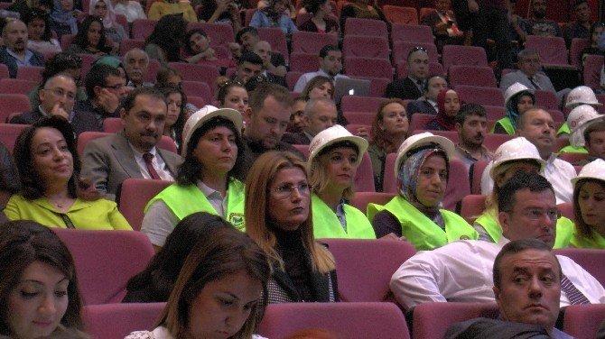 Sanayiciler Gaziantep'te Buluştu