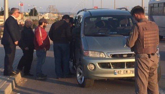 Bandırma'da Polis Ve Jandarma 7/24 Görevde