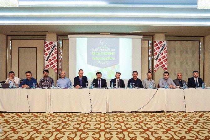 Basın İlan Kurumu Adana'da Toplandı