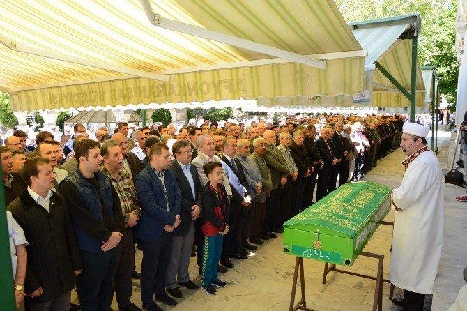 Başkan Yurdunuseven'in Acı Günü