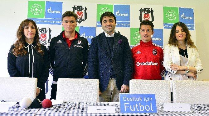 Beşiktaş'ın Genç Yetenekleri Milano'da Turnuvaya Katılacak