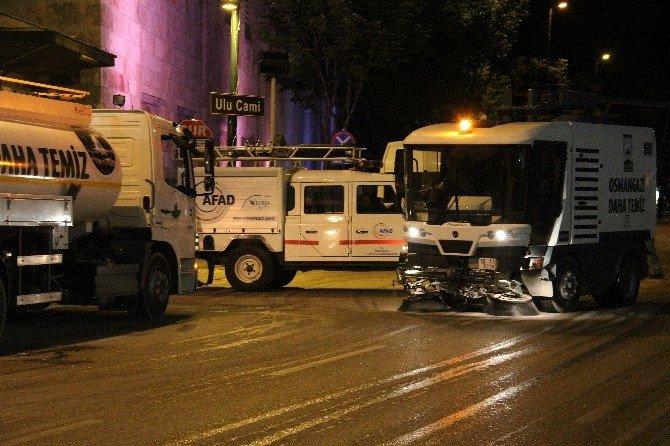 Patlamanın Ardından Bursa'da Hayat Normale Döndü