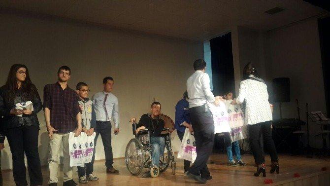 Engelli Eğitim Merkezi'nden Kutlu Doğum Etkinliği