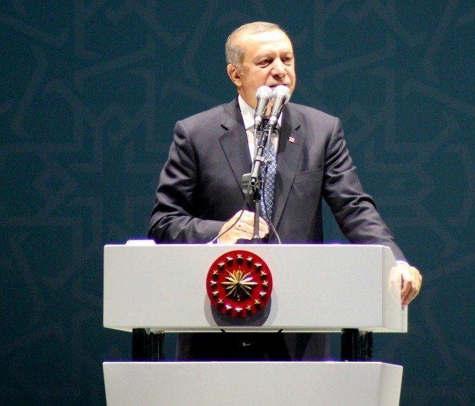 """Cumhurbaşkanı Erdoğan:""""kut'ül Amare'yi Yeni Nesillerden Adeta Sakladılar"""""""