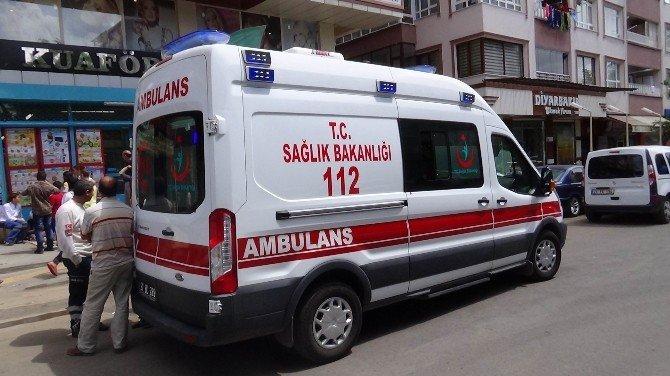 Diyarbakır'da Taziye Evinde Yangın