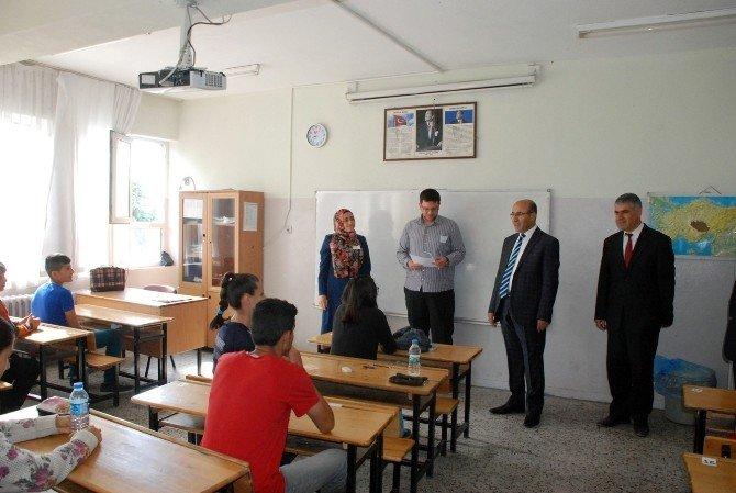 Vali Demirtaş'tan, Öğrencilere TEOG Motivasyonu
