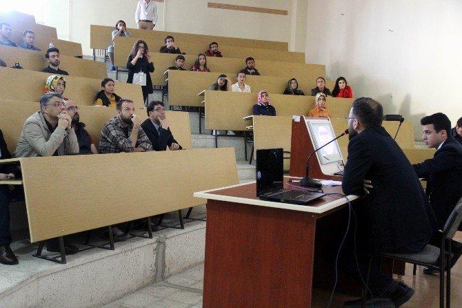 ERÜ'de Maliye Bölüm Seminerleri