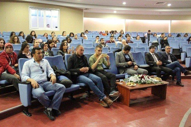 Üniversite Öğrencilerine ''Türkiye'de Madencilik Ve Bor'' Anlatıldı