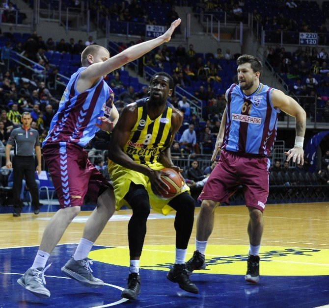 Euroleague'de Nisan Ayı Mvp'si Fenerbahçeli Ekpe Udoh