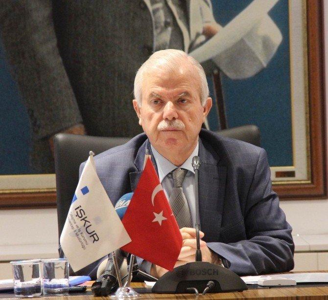 Gaziantep'te İl İstihdam Ve Mesleki Eğitim Kurulu Toplandı