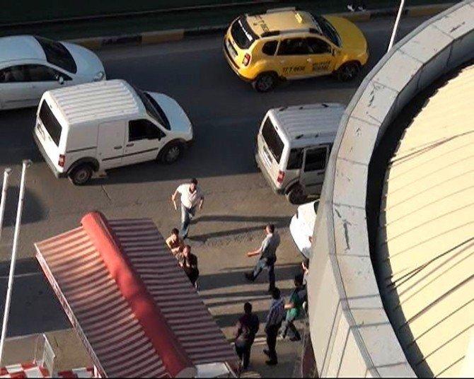 Gaziantep'te Polise Tokmaklı Saldırı
