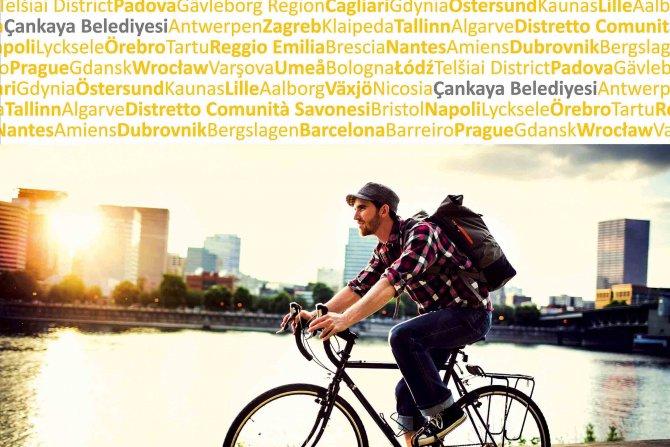 'Avrupa Bisiklet Meydan Okuması' 1 Mayıs'ta başlıyor