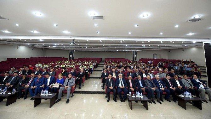 Haşere İle Etkin Mücadele Konferansı Gerçekleştirildi